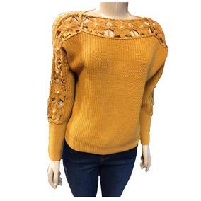 Lote De 3 Sweater Tejido Unitalla