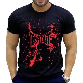 fd5dfd8796 Camisa Tapout Vermelha Camisetas Manga Curta - Camisetas e Blusas no ...