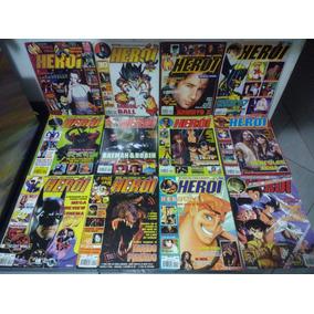 Revista Heroi Gold Formatão Variadas C/ Arquivo X Acme Rjhm