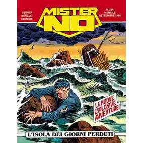 Mister No Italiano 244 - Sbe - Bonellihq Cx127 L17