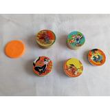 Lote Tazos Elma Chips Looney Tunes- Tiny Toon - Animaniacs