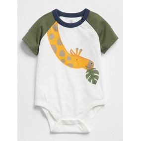 Pañalero Baby Gap Jirafa 336570 00 1 Original Graphic Raglan 893c6e0ea9c6