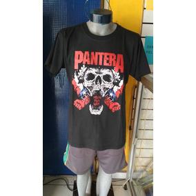 Playera De Pantera Unitalla Unisex