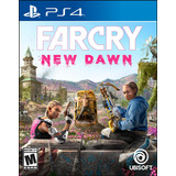 Far Cry New Dawn Ps4 Mídia Física Farcry