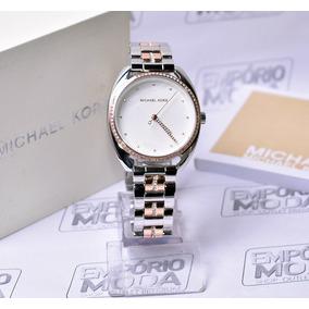 fbc46784ed5e5 Relogio Mk 3676 - Relógio Michael Kors no Mercado Livre Brasil
