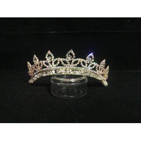 Tiara Corona De Cristal Novias Ceremonias