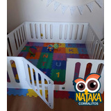 Corralito De Madera Para Bebes Ideal Mellizos. 200x200