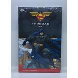 Dc Comic Batman Y Superman Salvat Sagas - Trinidad Parte 2
