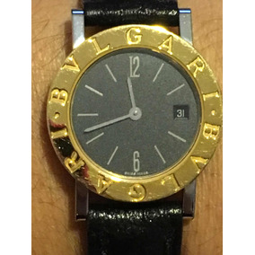 73adddf10ac Relogio Bvlgari Bb 23 Gl De Luxo - Relógios De Pulso no Mercado ...