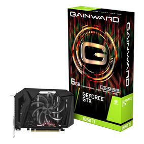 Placa De Vídeo Gainward Geforce Gtx 1660ti Pegasus 6gb Gddr6