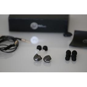 Earphone Mmcx Bgvp Dm5 (melhor Que Kz Zs6 Zst ) + Bluetooth