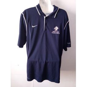 Playera Sport Coach Bufalo Dri Fit Nike Original Talla L