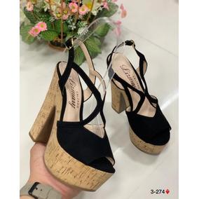Sandalias Plataforma Colombianas - Zapatos Mujer Sandalias ... adbf6a5f54da