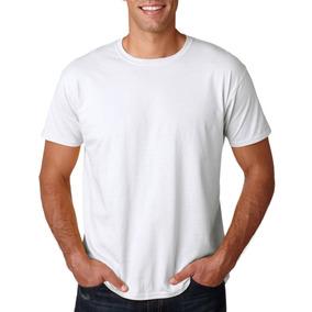 8 Camisetas Lisa 100% Poliester Camisa Para Sublimação