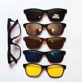 Oculos De Lente Amarela Transparente - Óculos no Mercado Livre Brasil 8af2132e15