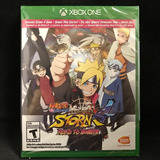 Naruto Ultimate Ninja Storm 4 Road To Boruto Xbox One Oferta