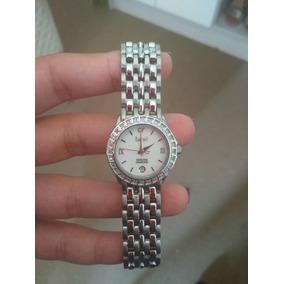 Relógio Dumont Feminino Genuine Diamond - Edição Limitada