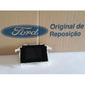 Tela Computador Bordo Original Ford New Fiesta Et7t18b955ba