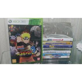 Naruto Ultimate Ninja Storm 3 Xbox 360 - Semi Novo