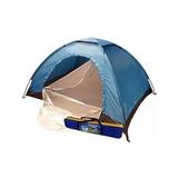 Carpa Iglu Camping 4 Personas Igloo 200x200x120 Cm