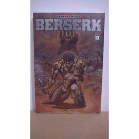 Mangá Berserk Luxo Vol 13 Novo E Lacrado