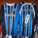 60c86c4aa0 Camisa Gremio Ggg no Mercado Livre Brasil