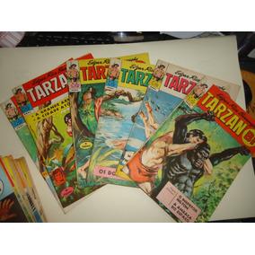 Coleção Tarzan-bi 1ª Série Ebal Quase Toda Estado De Banca