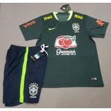 ae77d8134afd5 Camiseta Seleccion Brasil 2018 - Fútbol en Mercado Libre Chile