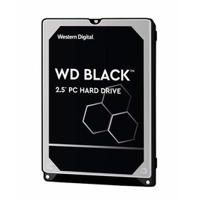 Disco Duro Móvil Wd Black 500gb Performance - 7200
