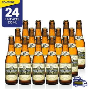 Cerveza Importada Hoegaarden Grand Cru, 24 Botellas 330ml C/