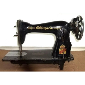 Maquina De Costura Olympia Antiga Bom Estado Não Funciona
