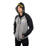 Icer Brands Nfl Pittsburgh Steelers Sudadera Con Capucha . bb094050713