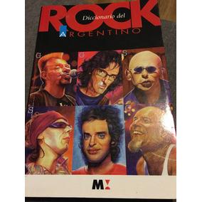 Livro Diccionario Del Rock Argentino