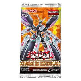 Yugioh! - Boosters Flame Of Destruction E Samurai Warlords