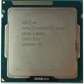 Procesador Intel G2020 Socket 1155