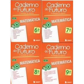 Kit Caderno Do Futuro | Matemática 6º Ao 9º Ano | Professor