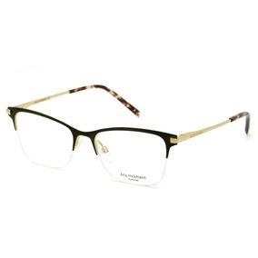 2d38c8bc0b263 Ana Hickmann Ah1305 01a 52 - Lente 52mm - Armação De Óculos