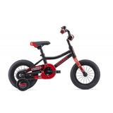 Bicicleta Giant Kids Animator Negro 12