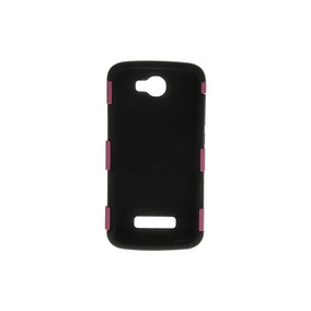 Funda Híbrida Slim Wireless Hr Para Alcatel One Touch Fierce