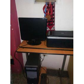Computadora De Mesa Se Vende Como Sale En Las Fotos