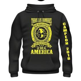 Sudadera Personalizada America Campeon