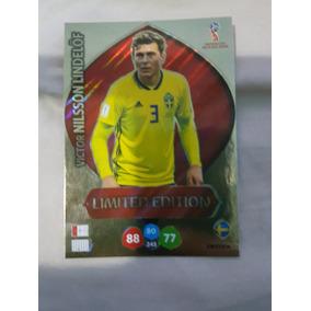 Card Adrenalyn Xl Victor Nilsson Lindelof Limited 2018