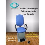 Cadeira Oftalmológica Elétrica