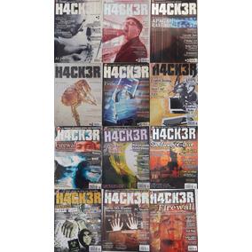 Cd Revista H4ck3r Hacker Digerati!raridade!