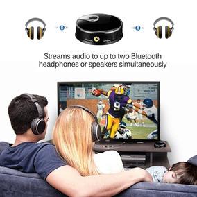 Transmissor Receptor Bluetooth Otico Toslink Spdif P2 Audio
