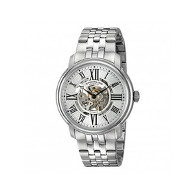 Reloj Hombre 812.01 Automatico Acero Inoxidable Stuhrling
