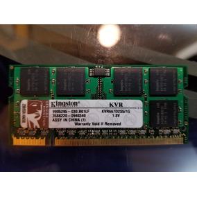 Memoria Ram Laptop Ddr2 667 Mhz 1 Gb Kingston