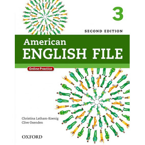 American English File 3 - Student