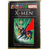 Colección Novelas Graficas Marvel - Xmen Astonishing
