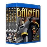 Batman - A Série Animada Em Bluray Dublado